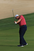 Ernie Els (RSA) on the 8th during Round 2 of the Omega Dubai Desert Classic, Emirates Golf Club, Dubai,  United Arab Emirates. 25/01/2019<br /> Picture: Golffile | Thos Caffrey<br /> <br /> <br /> All photo usage must carry mandatory copyright credit (© Golffile | Thos Caffrey)