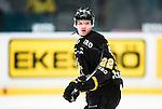 Stockholm 2015-09-30 Ishockey Hockeyallsvenskan AIK - Leksands IF :  <br /> AIK:s Jonathan Leman under matchen mellan AIK och Leksands IF <br /> (Foto: Kenta J&ouml;nsson) Nyckelord:  AIK Gnaget Hockeyallsvenskan Allsvenskan Hovet Johanneshov Isstadion Leksand LIF portr&auml;tt portrait