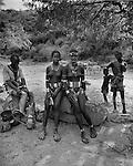 Bene tribe, Omo Valley, southern Ethiopia, 2003-2004