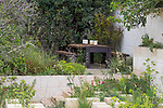 The M&G Garden. Designed by: James Basson. Sponsored by: M&G Investments. RHS Chelsea Flower Show 2017. Stand no. Show Garden 320