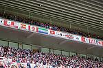 Portsmouth fans. Sunderland 2 Portsmouth 1, 17/08/2019. Stadium of Light, League One. Photo by Paul Thompson.