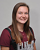 Kirstin Cox of Clarke poses for a portrait during the Newsday varsity softball season preview photo shoot at company headquarters on Friday, Mar. 18, 2016.
