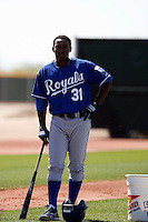 Deivy Batista - Kansas City Royals - 2009 extended spring training.Photo by:  Bill Mitchell/Four Seam Images