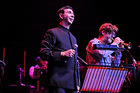 LONDON, ENGLAND - NOVEMBER 30: Marc Almond performing with Jools Holland And His Rhythm &amp; Blues Orchestra at Royal Albert Hall on November 30, 2018 in London, England.<br /> CAP/MAR<br /> &copy;MAR/Capital Pictures