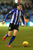 Adam Reach of SheffieldWednesday in action during Millwall vs Sheffield Wednesday, Sky Bet EFL Championship Football at The Den on 12th February 2019