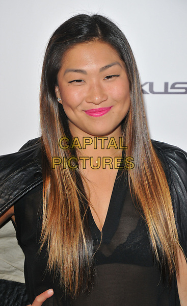 Jenna Ushkowitz at the &quot;Hello Again&quot; Raindance Film Festival UK film premiere, Vue West End cinema, Leicester Square, London, England, UK, on Sunday 24 September 2017.<br /> CAP/CAN<br /> &copy;CAN/Capital Pictures
