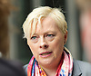 Andrew Marr Show departures<br /> at BBC Broadcasting House, London, Great Britain <br /> 17th July 2016 <br /> <br /> <br /> <br /> <br /> <br /> Angela Eagle MP interviews outside the BBC after leaving the Andrew Marr show <br /> <br /> <br /> <br /> Photograph by Elliott Franks <br /> Image licensed to Elliott Franks Photography Services
