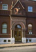 St. Louis: Anheuser-Busch Office. Photo '78.