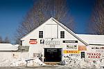 Antique shop in Bethel, ME