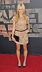 Claire Coffee at the Rise Of The Planet Of The Apes premiere held at Grauman's Chinese Theatre Los Angeles, Ca. July 28, 2011. @Fitzroy Barrett