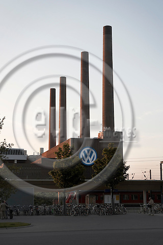 """WOLFSBURG - GERMANY 08. JUNE 2006 -- Volkswagen factories -- PHOTO: CHRISTIAN T. JOERGENSEN / EUP & IMAGES..This image is delivered according to terms set out in """"Terms - Prices & Terms"""". (Please see www.fotofactory.dk for more details)"""