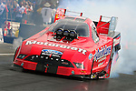 Apr 09, 2010; 3:15:17 PM; Baytown, TX., USA; The NHRA Full Throttle Drag Racing Series event running The 23rd annual O'Reilly Auto Parts NHRA Spring Nationals at the Houston RaceWay Park.  Mandatory Credit: (thesportswire.net)
