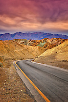 Death Valley at Sunset