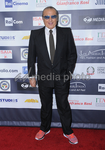 19 February 2017 - Hollywood, California - Tony Renis.  12th Annual Los Angeles - Italia Film Festival held at TCL Chinese 6 Theater. Photo Credit: Birdie Thompson/AdMedia
