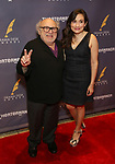 Danny DeVito and Lucy DeVito attends the 2017 Drama Desk Awards at Town Hall on June 4, 2017 in New York City.