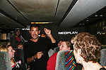 Ricky Paull Goldin on the bus Trip Around Manhattan held on September 12, 2009 from the upper east side to Battery Park, Ground Zero and all around Manhattan. (Photo by Sue Coflin/Max Photos)