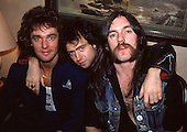Nov 06, 1984: MOTORHEAD - Photosession in Reading UK