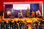 +++REPRODUCTION FREE+++<br /> THE 2016 Con Curtin Music Festival, Brosna, Co Kerry, June 24th-26th. Headline act, Teada open the festival on the Friday night