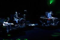 SÃO PAULO,SP,12 MAIO 2012 - FESTIVAL SONAR <br /> James Blake Live durante festival sonar realizado na noite de hoje no Anhembi.FOTO ALE VIANNA - BRAZIL PHOTO PRESS.