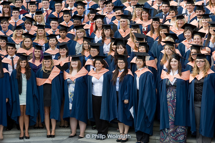 UEA graduation 2010.