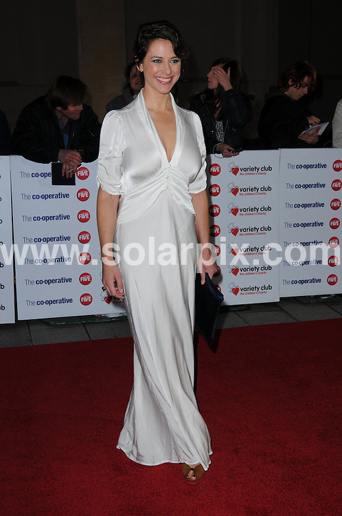 **ALL ROUND PICTURES FROM SOLARPIX.COM**                                             **WORLDWIDE SYNDICATION RIGHTS**                                                                                  Caption: attends the Variety Club Showbiz Awards at Grosvenor House, London, UK. 14 November 2010                                                              This pic: Belinda Stewart Wilson                                 JOB REF: 12478 MSR       DATE: 14_11_2010                                                           **MUST CREDIT SOLARPIX.COM OR DOUBLE FEE WILL BE CHARGED**                                                                      **MUST AGREE FEE BEFORE ONLINE USAGE**                               **CALL US ON: +34 952 811 768 or LOW RATE FROM UK 0844 617 7637**