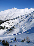 Pix: Shaun Flannery/shaunflanneryphotography.com...COPYRIGHT PICTURE>>SHAUN FLANNERY>01302-570814>>07778315553>>..4th April - 11th April 2010...........La Rosiere, France..Spring skiing holiday to the French Alps.