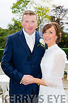 Noreen Collins, Currow, daughter of Tom and Nora Collins, and Martin Mulligan, Currow, son of Daniel and Martina Mulligan were married at Currow Church by Fr. William Collins on Saturday 10th October 2015 with a reception at Ballyseede Castle Hotel
