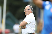Manager of St Albans Ian Allinson during St Albans City vs Stevenage, Friendly Match Football at Clarence Park on 13th July 2019