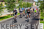 At the Kerry Youth Cycling Initiative on Sunday Organised by the Kingdom  CC