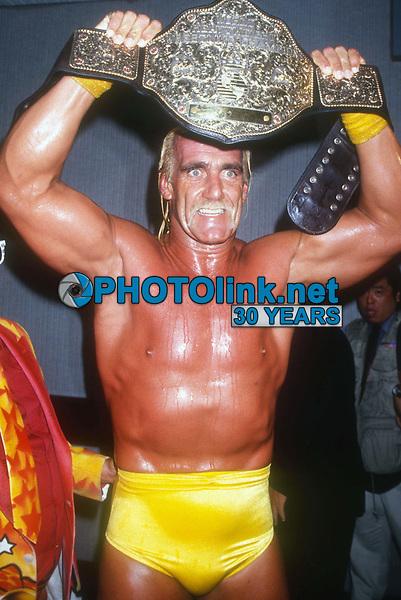 Hulk Hogan 1994<br /> Photo By John Barrett/PHOTOlink.net