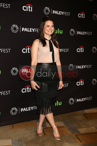 Katie Lowes<br /> at &quot;Scandal&quot; at the 33rd Annual PaleyFest Los Angeles, Dolby Theater, Hollywood, CA 03-15-16<br /> David Edwards/DailyCeleb.com 818-249-4998