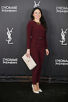 Ana Arias attends L'Homme from Yves Saint Laurent event in Madrid, Spain. February 29, 2016. (ALTERPHOTOS/Victor Blanco)