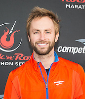 LAS VEGAS, NV - December 2 : Paul McDonald   pictured at Rock and Roll Marathon & 1/2 on The Las Vegas Strip at Night on December 2, 2012 in Las Vegas, Nevada. © Kabik/ Starlitepics /MediaPunch Inc. ©/NortePhoto /NortePhoto©