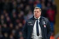 Crystal Palace manager Sam Allardyce           <br /> <br /> <br /> Photographer Craig Mercer/CameraSport<br /> <br /> The Premier League - Crystal Palace v Tottenham Hotspur - Wednesday 26th April 2017 - Selhurst Park - London<br /> <br /> World Copyright &copy; 2017 CameraSport. All rights reserved. 43 Linden Ave. Countesthorpe. Leicester. England. LE8 5PG - Tel: +44 (0) 116 277 4147 - admin@camerasport.com - www.camerasport.com