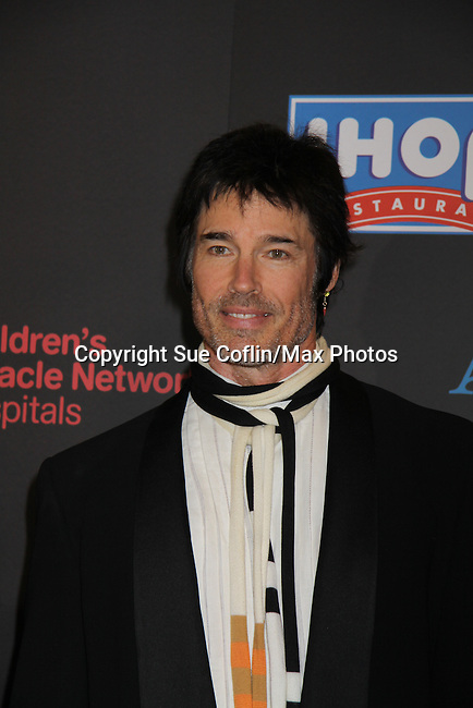 The Bold and The Beautiful Ronn Moss is a presenter on the red carpet  at the 38th Annual Daytime Entertainment Emmy Awards 2011 held on June 19, 2011 at the Las Vegas Hilton, Las Vegas, Nevada. (Photo by Sue Coflin/Max Photos)