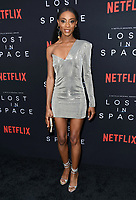 09 April 2018 - Hollywood, California - Sibongile Mlambo. NETFLIX's &quot;Lost in Space&quot; Season 1 Premiere Event held at Arclight Hollywood Cinerama Dome. <br /> CAP/ADM/BT<br /> &copy;BT/ADM/Capital Pictures