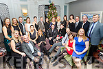 Staff from Kerry County Council enjoying their christmas Party at the Rose Hotel on Friday