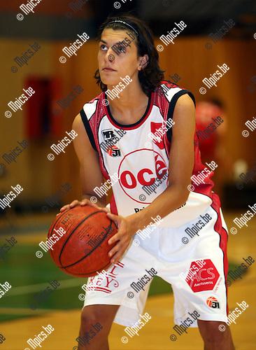 2007-08-21 / Basketbal / Red Vic Wilrijk / L. Goossens