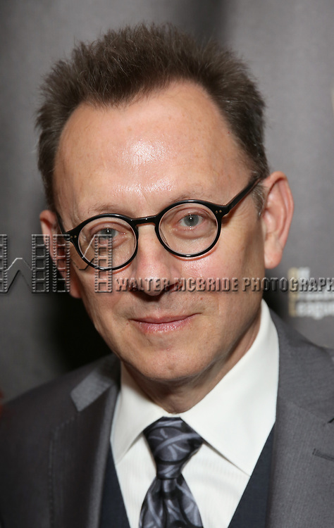 Michael Emerson  attends 32nd Annual Lucille Lortel Awards at NYU Skirball Center on May 7, 2017 in New York City.