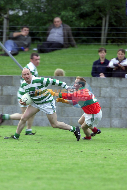 O'Raghallaigh V Dowdalls Hill in Ardee..Picture Fran Caffrey Newsfile.