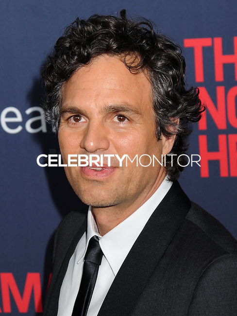 "NEW YORK CITY, NY, USA - MAY 12: Mark Ruffalo at the New York Screening Of HBO's ""The Normal Heart"" held at the Ziegfeld Theater on May 12, 2014 in New York City, New York, United States. (Photo by Celebrity Monitor)"