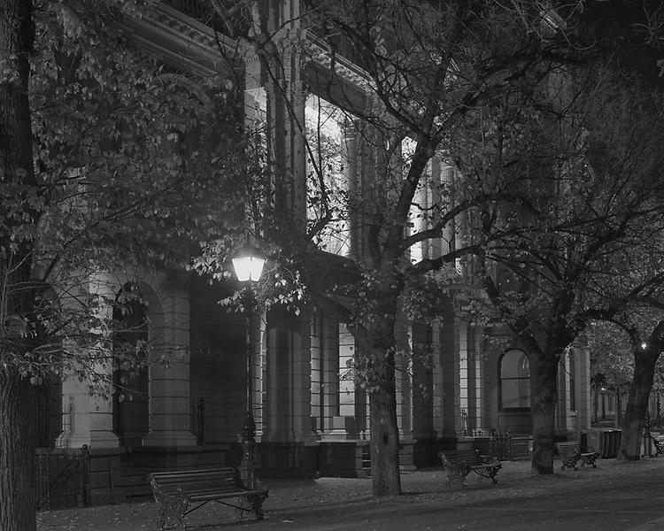 Bendigo<br /> Town Hall<br /> 2011