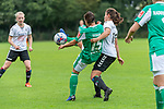 02.08.2020, wohninvest Weserstadion Platz 12, Bremen, GER,FSP, FLYERALARM, FFBL SV Werder Bremen vs  SV Henstedt-Ulzburg, <br /> <br /> <br /> <br />  im Bild<br /> <br /> Jasmin Sehan (WerderBremen15)<br /> Chiara Pawelec<br /> <br /> Foto © nordphoto / Kokenge