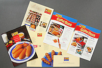 Foster Farms Folder & Product Sheets