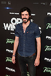 Sergio Pozo attends `Open Windows´new film premiere at Palafox Cinemas in Madrid, Spain. June 30, 2014. (ALTERPHOTOS/Victor Blanco)