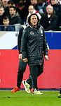 Frankrijk, Parijs, 13 november 2015<br /> Oefenwedstrijd<br /> Frankrijk-Duitsland (2-0)<br /> Hans-Wilhelm Müller-Wohlfahrt, teamarts van Duitsland