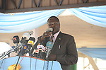 Riek Mashar, Vice President, South Sudan
