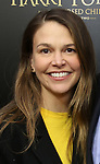 Sutton Foster attends the Broadway Opening Day performance of 'Harry Potter and the Cursed Child Parts One and Two' at The Lyric Theatre on April 22, 2018 in New York City.