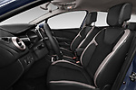 Front seat view of 2017 Renault Clio Intnse 5 Door Wagon Front Seat  car photos