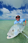 Cathy Beck's Giant Trevally